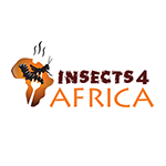 Insects4Africa Logo