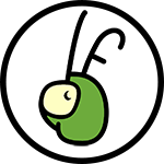 Edible Bug Farm Logo