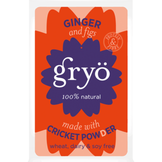 Gryo Ginger and Figs Bars